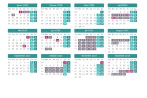Wann Sind Die Sommerferien NRW 2020?