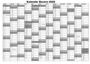 Wann Sind Die Sommerferien Bayern 2020?